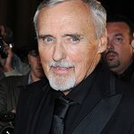 Dennis Hopper Steps Out For Charity