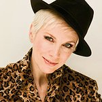 Annie Lennox Performs At Celebrity Charity Shop Launch