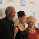 LTTS Exclusive - Ashley Judd Awarded As Hollywood Hero