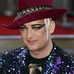 Get Your Head In Boy George's Hat For Charity
