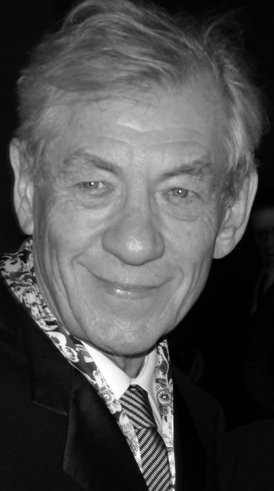 Ian McKellen at the Variety Club's 57th Annual Showbiz Awards