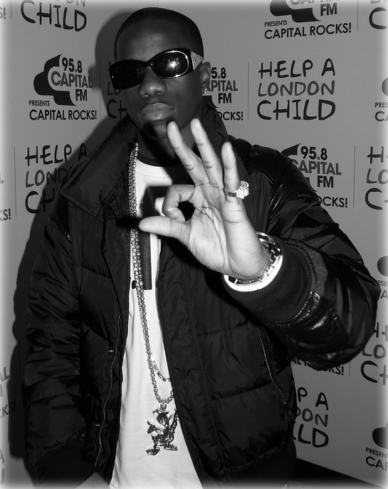 Tinchy Stryder at Capital Rocks!