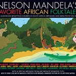 Nelson Mandela's Favorite African Folktales Wins Top Audiobook Award
