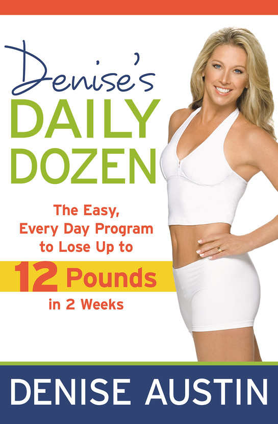 Denise Austin Book