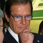 Sir Roger Moore Attends James Bond Auction For Charity