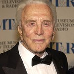 Kirk Douglas Encourages School Children