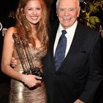 Ernest Borgnine Hosts Pre-Oscar Charity Party