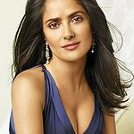 Salma Hayek Aids Battered Women Groups