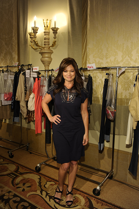 Valerie Bertinelli at Cedars-Sinai Sports Spectacular Women's Luncheon