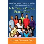 Malaak Compton-Rock Releases Book on Volunteering
