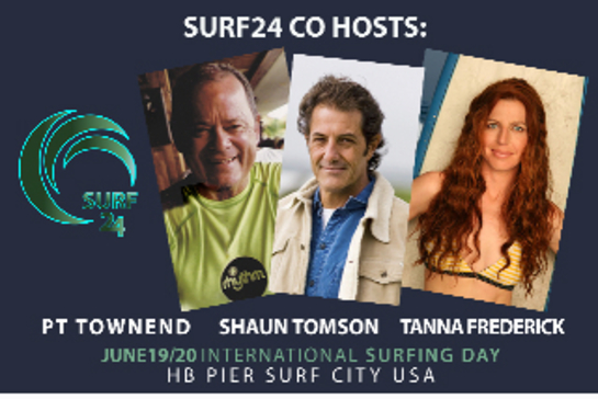 Save Our Surf International Surfing Day