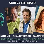 Celebrity Surfers To Attend 24 Hour Charity Surfathon