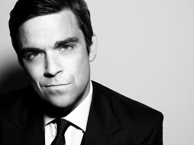 Robbie Williams Charity Ambassador