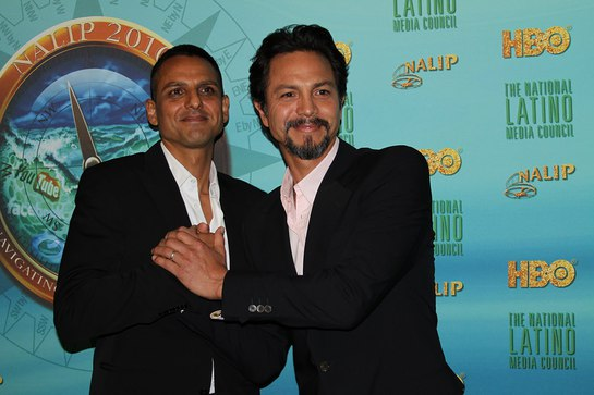 Benjamin and Peter Bratt, NALIP 2010