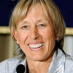 Martina Navratilova Gets Behind Ralph Lauren's Pink Pony For Charity