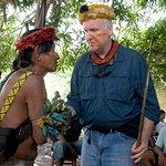 James Cameron Returns Triumphant From Amazon Trip