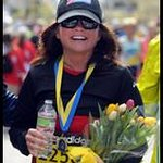 Valerie Bertinelli Runs Boston Marathon For Charity