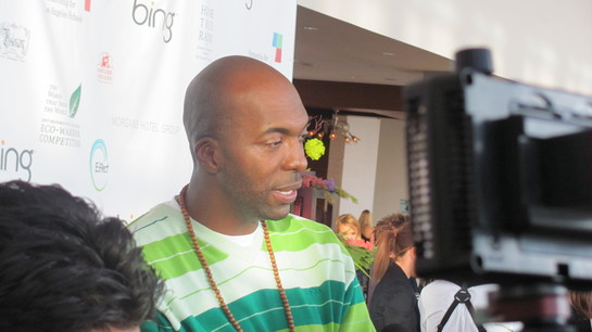 John Salley, Earth Day