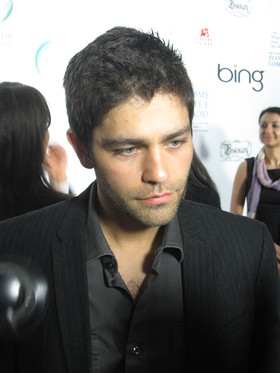 Adrian Grenier, Earth Day