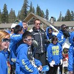 Arnold Schwarzenegger Takes Kids On Charity Skiing Trip