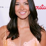 Olivia Munn Helps Elephant With Arthritis