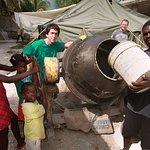 Mitch Albom Helps Charity In Haiti
