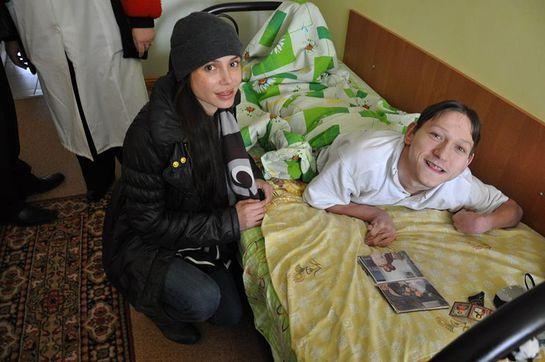 Oksana Grigorieva Visits Chernobyl