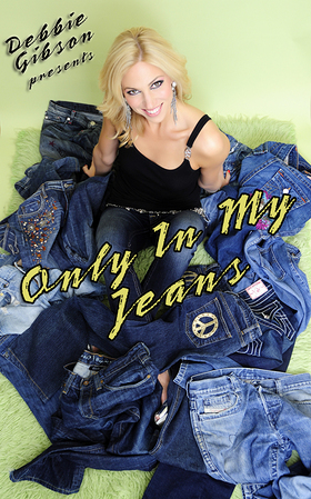 Debbie Gibson Only In My Jeans
