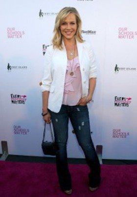 Julie Benz at Every Monday Matters Event