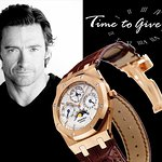 Hugh Jackman Leads Celebrity Charity Watch Auction