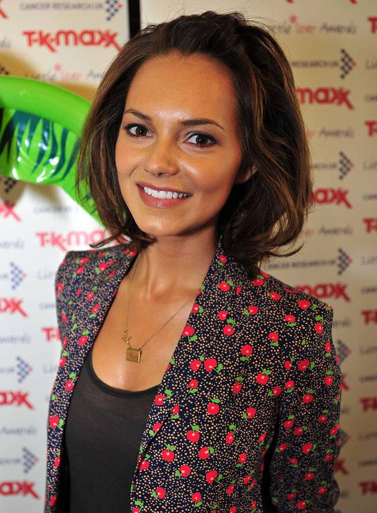 Kara Tointon at Little Stars Event