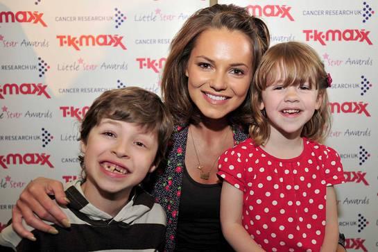 Kara Tointon and Little Stars
