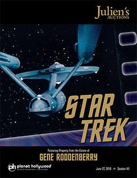 Star Trek Auction