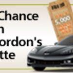 Win Jeff Gordon's Corvette In Charity Raffle