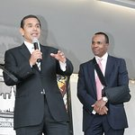 Sugar Ray Leonard Honored At Charity Event