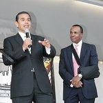 Sugar Ray Leonard Honored At Charity Event