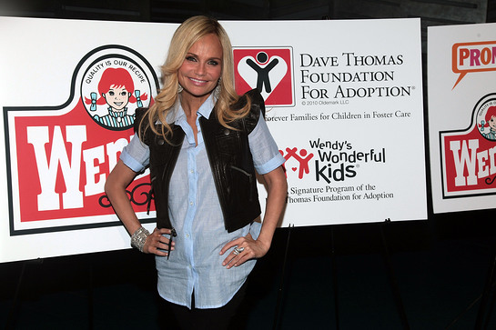 Kristin Chenoweth at Dave Thomas Foundation Event