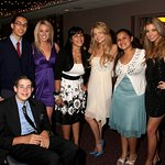 Celebrities Gather For Teen Cancer Prom