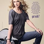 Join Taylor Swift As A Got Milk Model