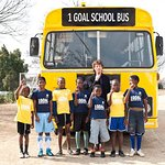 Mick Jagger Joins Charity Program In South Africa