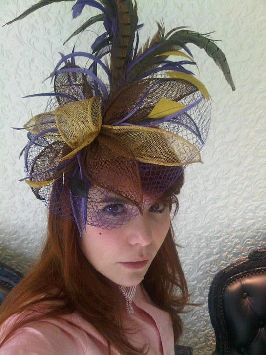 Hat from Paloma Faith