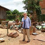 Victoria Wood Visits Laos With Land Mine Charity