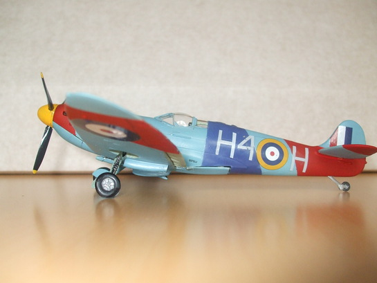 Al Murray Charity Spitfire