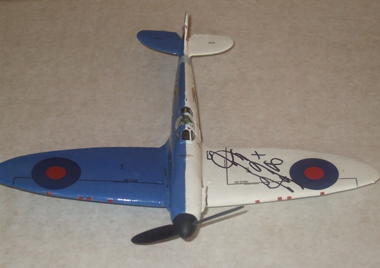 Frank Lampard Charity Spitfire