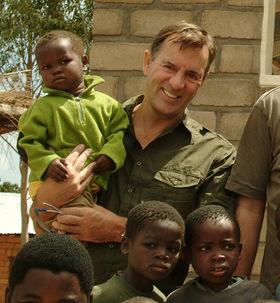Duncan Bannatyne in Malawi