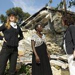 Nicole Kidman Makes Charity Trip To Haiti With UNIFEM