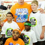 John Cena Launches Coffee Cup With A Cause