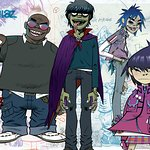Gorillaz And Refugee Children Refocus In Syria For Charity