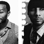 Swizz Beatz And John Legend Auction Recording Session For Charity