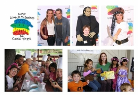 Camp Ronald McDonald Halloween Event
